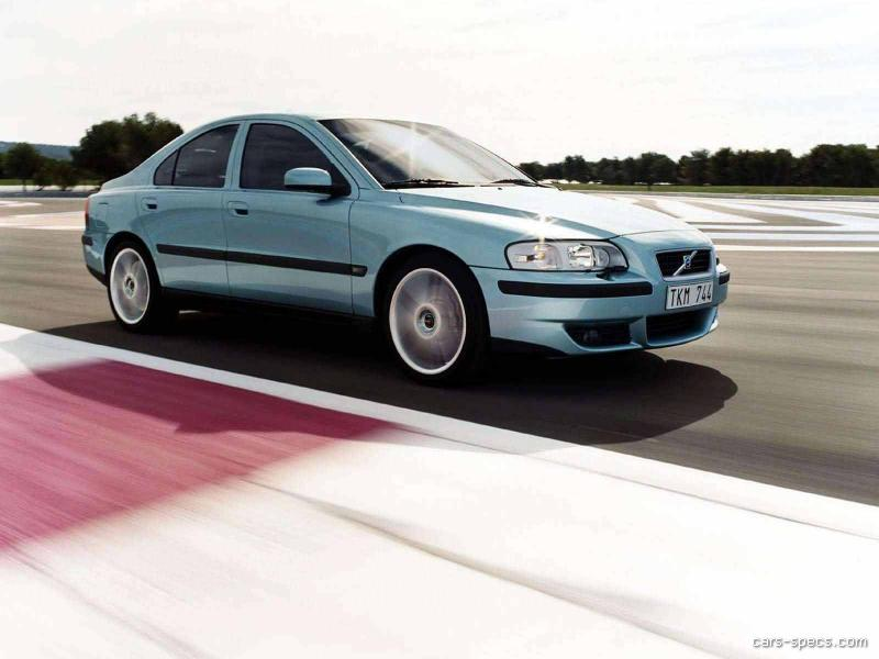 2004 Volvo S60 R Specifications Pictures Prices