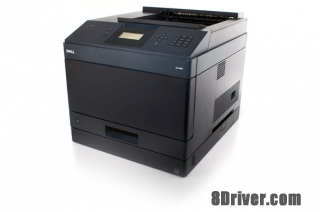 Free download Dell 5230dn Printer driver for Windows XP,7,8,10