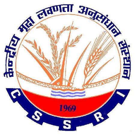 ICAR - CSSRI केंद्रीय मृदा लवणता अनुसंधान संस्थान द्वारा 06 सीनियर रिसर्च फेलो, जूनियर रिसर्च फेलो, इंटर्न/ प्रोजेक्ट असिस्टेंट पदों की भर्ती के लिए जारी किया गया है