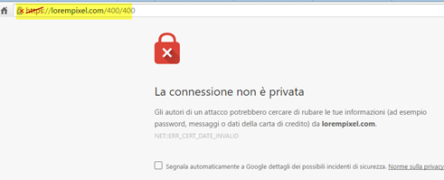 connessione-non-privata