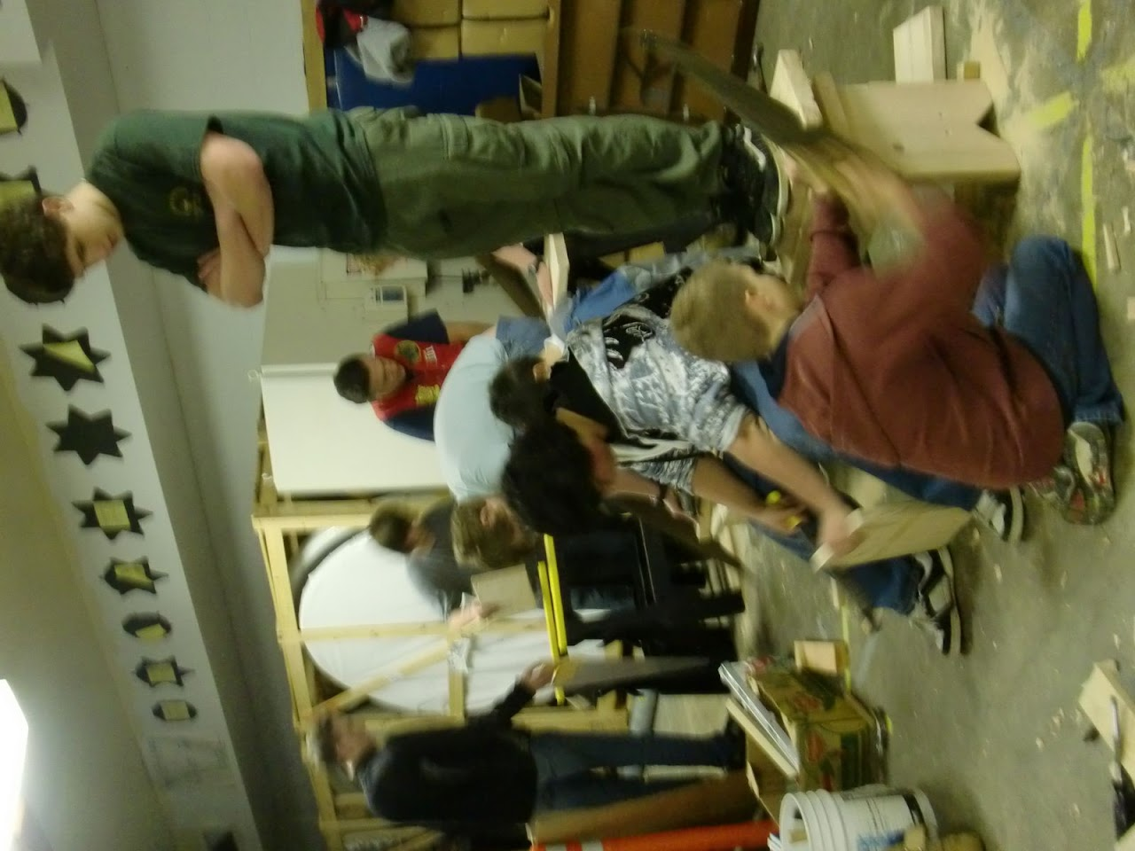 Carpentry Merit Badge Sessions - CIMG1152.JPG