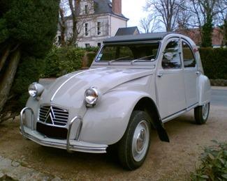 Citroën 1963 2 CV AZAM