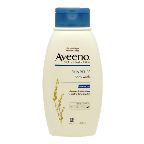 Aveeno Active Naturals Skin Relief Body Wash354ml