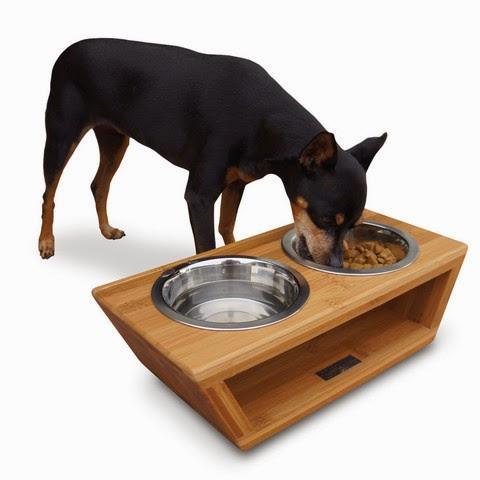 Comedero,bebedero,de lujo,para mascotas,complemento