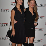 OIC - ENTSIMAGES.COM - Cally Jane Beech and Miss Great Brittain Zara Holland at the  Mr Calzaghe - gala film screening in London 18th November 2015Photo Mobis Photos/OIC 0203 174 1069