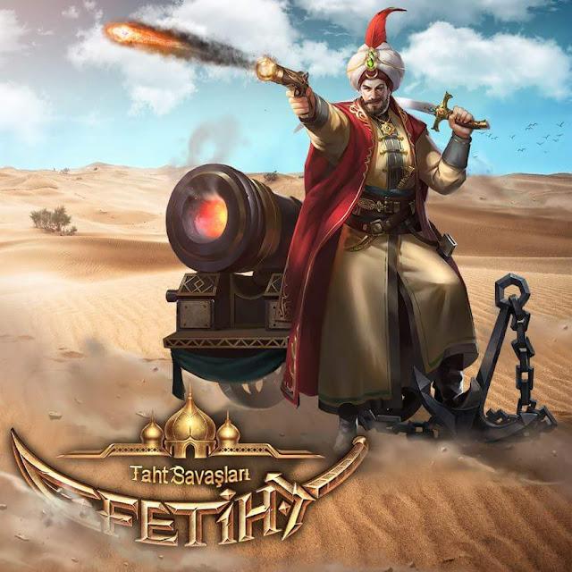 Osman Duyuruldu - Fetih Taht Savaşları