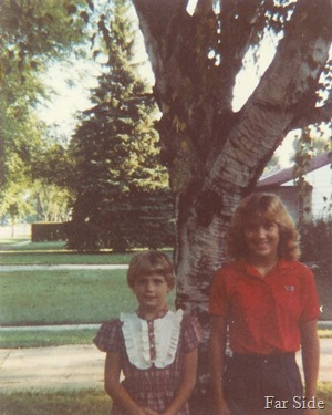 Jen and Trica 1983