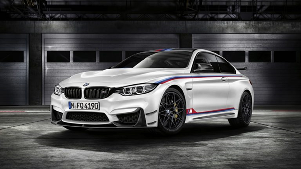 BMW M4 DTM Champion Edition front