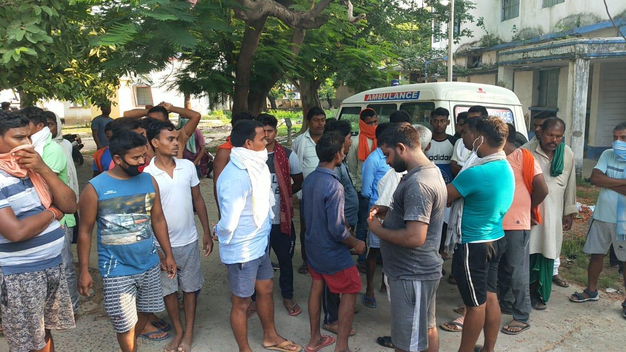 नालंदा जिले में 24 घंटे के अंदर 5 हत्या हुई, पुलिस की हाथ खाली, एसपी, डीएसपी समेत कई थाने के पुलिस छापेमारी में जुटी।