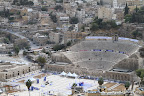 The Roman Theater, Amman