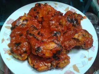 ayam bakar kepanjen, ayam bakar enak dan murah di kepanjen