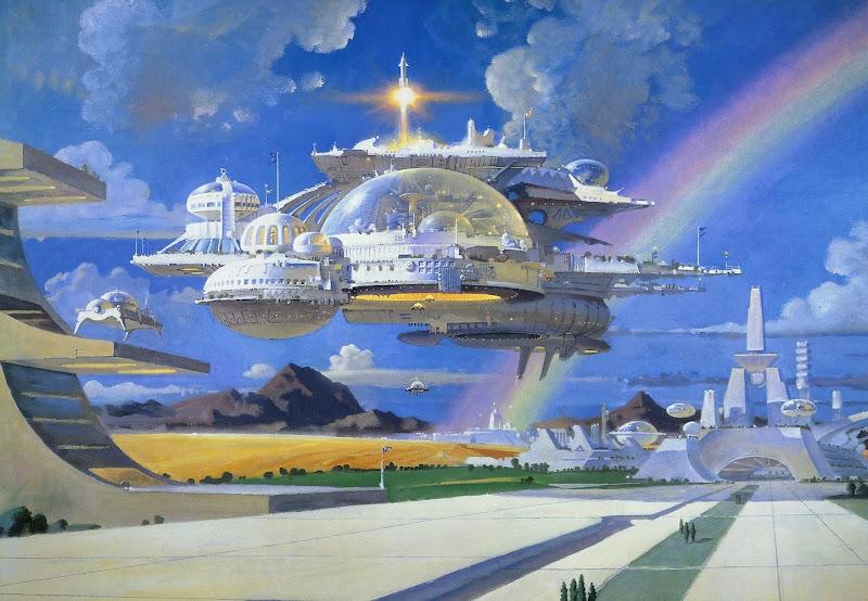 Rainbow, Fiction 1
