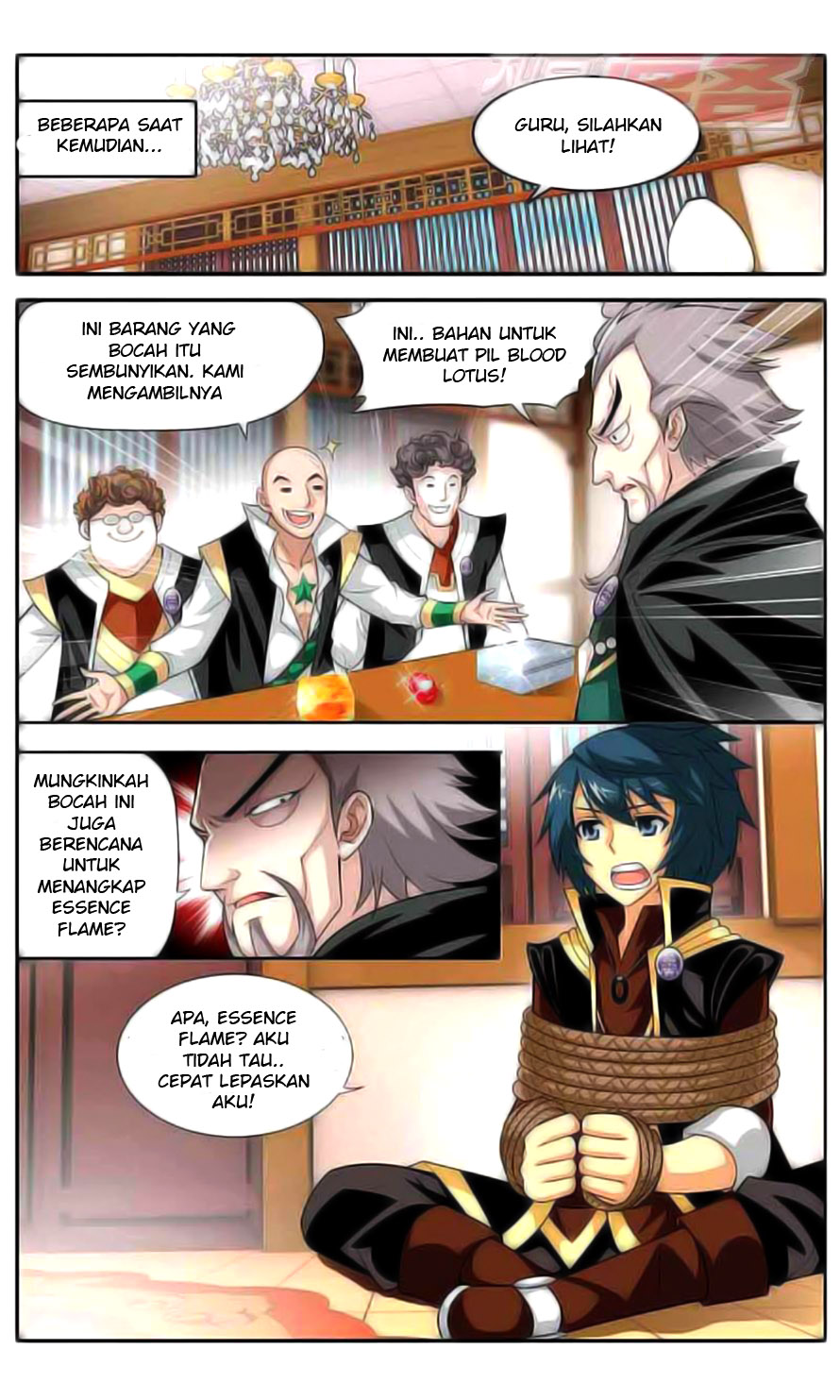 Dilarang COPAS - situs resmi www.mangacanblog.com - Komik battle through heaven 038 - chapter 38 39 Indonesia battle through heaven 038 - chapter 38 Terbaru 10|Baca Manga Komik Indonesia|Mangacan