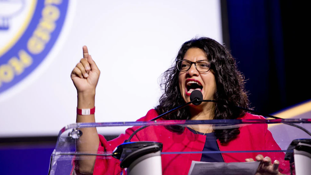 'Clueless': Jewish Groups Blast Tlaib For Claiming Israel Is A Racist, Apartheid State Denying Vaccine To Her Grandmother