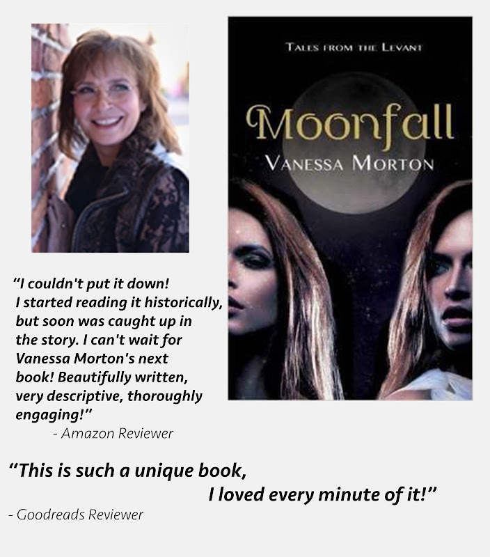 Moonfall by Vanessa Morton