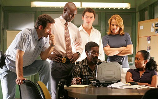 The Wire main cast