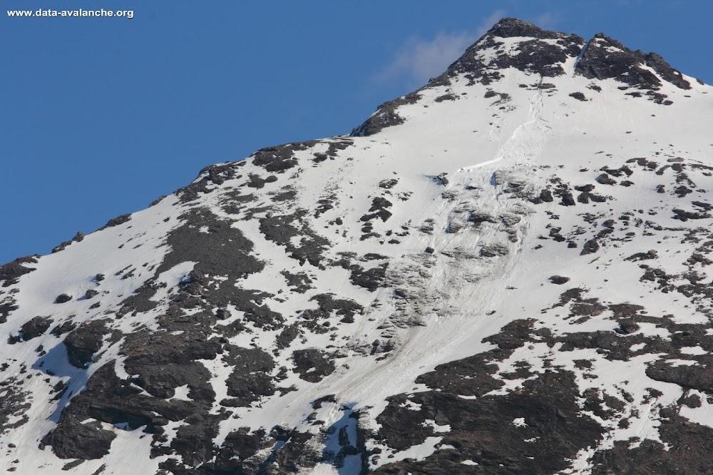 Avalanche Haute Maurienne, secteur Pointe Longe Côte - Photo 1