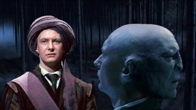 Objeto de Harry Potter não utilizado revela design alternativo aterrorizante para Voldemort