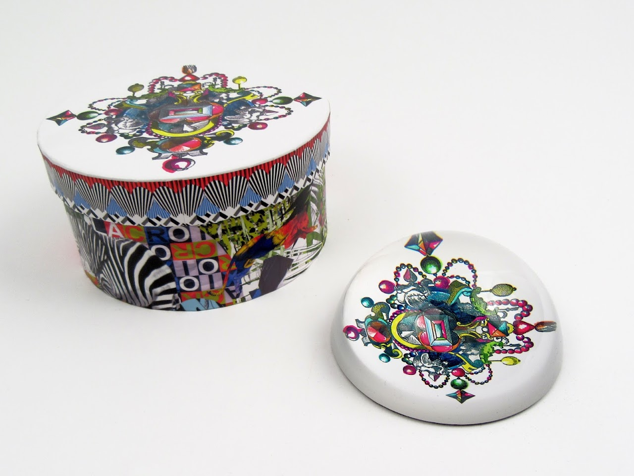 Christian Lacroix Paperweight