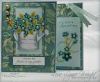 Garden Bookmark Card