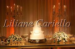 Fotos de decoração de casamento de Casamento Daiana e João no Clube Militar da decoradora e cerimonialista de casamento Liliane Cariello que atua no Rio de Janeiro e Niterói, RJ.