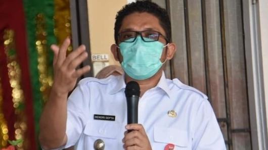 Tingkat Kesembuhan Pasien Covid-19 di Padang Terus Meningkat