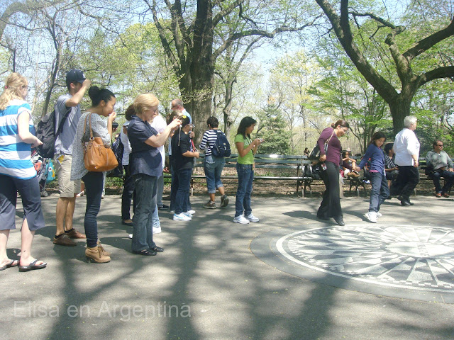 Parc Central, People in Central Park, New York, Imagine, Manhattan, elisaorigami, travel, blogger, voyages, lifestyle