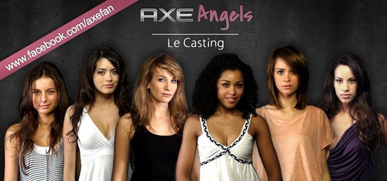 Axe Angels, le casting