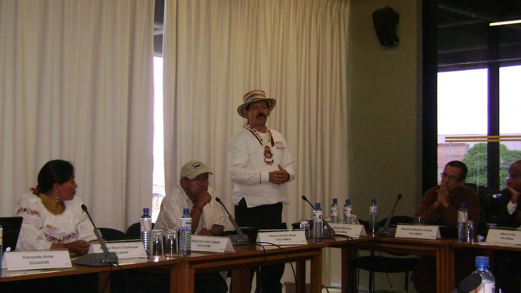 Sr. Alvaro Ovidio Paya de Colombia