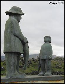 Un tour  d'Islande, au pays du feu... et des eaux. 11sext-Hellissandur