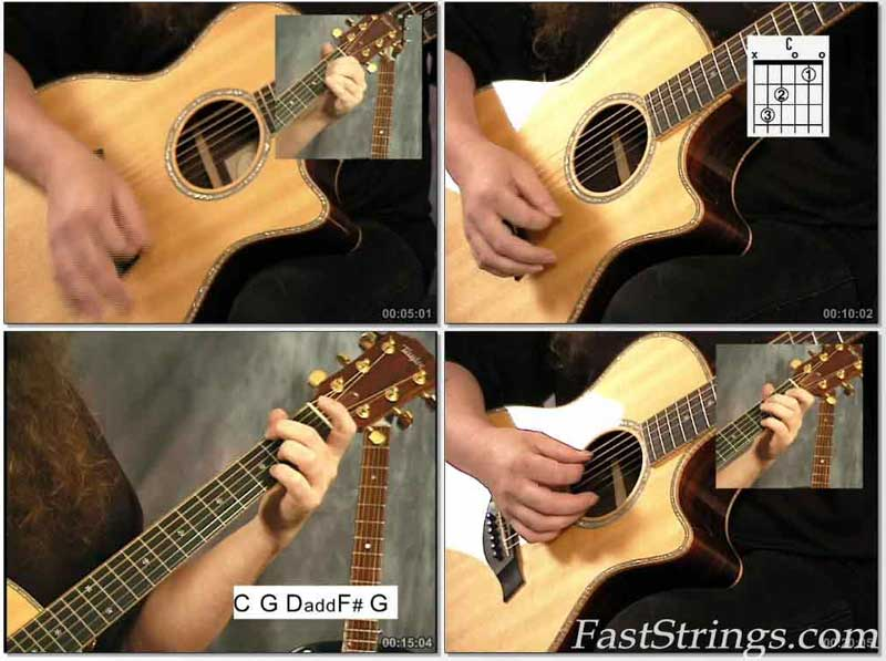 Charles Sedlak - Learning Acoustic Guitar