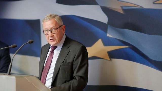 Ρέγκλινγκ: Bλέπουμε θετικά το αίτημα της Ελλάδας να αποπληρώσει νωρίτερα το χρέος προς το ΔΝΤ