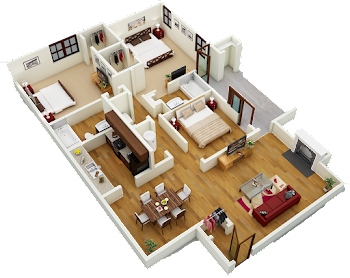 Go to Plateau Floorplan page.
