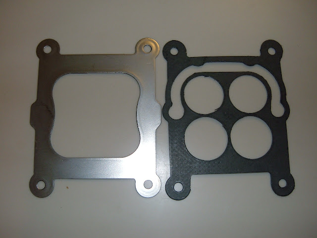 CPK-01  57-67 AFB gasket/heat plate kit.. 18.00 . check carburetor  section for Q-Jet plate kit.