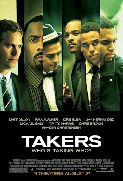 Ladrones - Takers (2010)