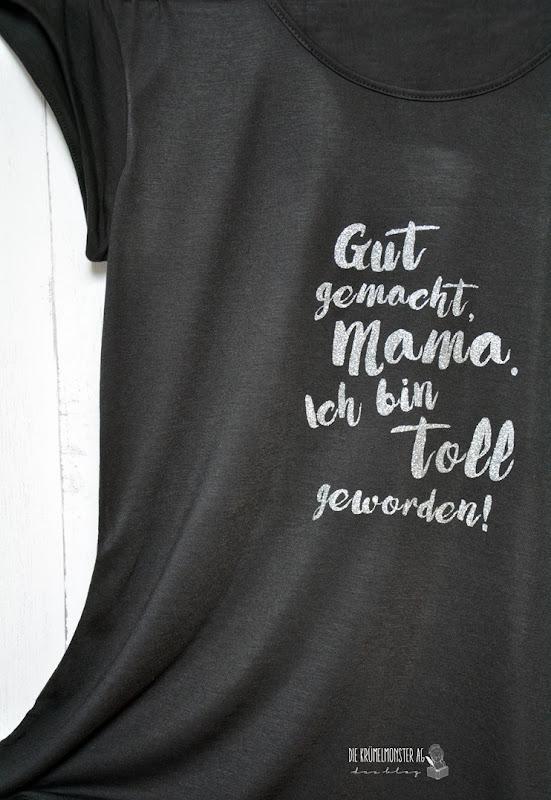 Gut gemacht, Mama T-Shirt (01)