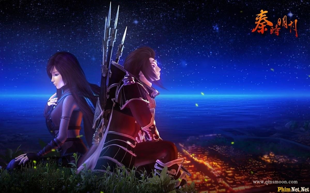 Xem Phim Tần Thời Minh Nguyệt Phần 5 - Quân Lâm Thiên Hạ - Qin's Moon Season 5 - Wallpaper Full HD - Hình nền lớn
