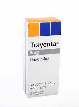 Trayenta 5Mg Comprimidos