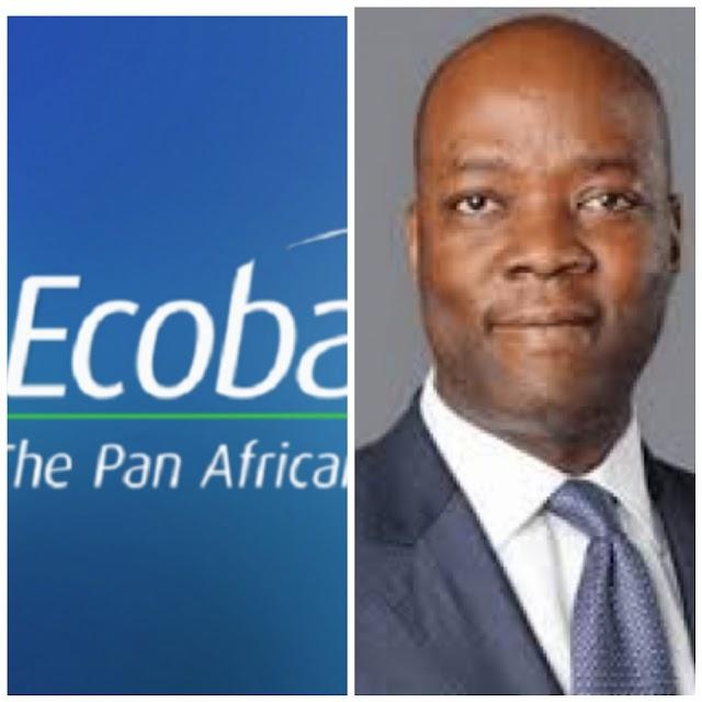 Ecobank Nigeria MD Makes Case For Eurobond Market ~Omonaijablog