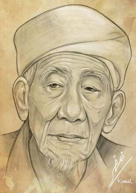 Haji Perpisahan Mbah Maimoen Zubair