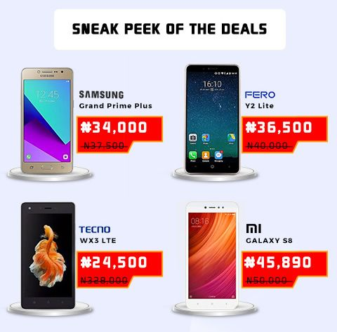 Jumia mobile week 2018 sneak peek