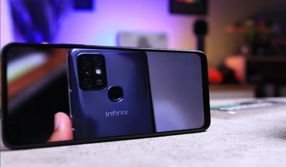 Infinix note 8 : review dan kesan penggunaan