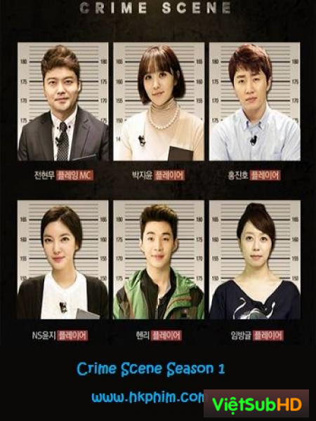 Crime Scene Season 1