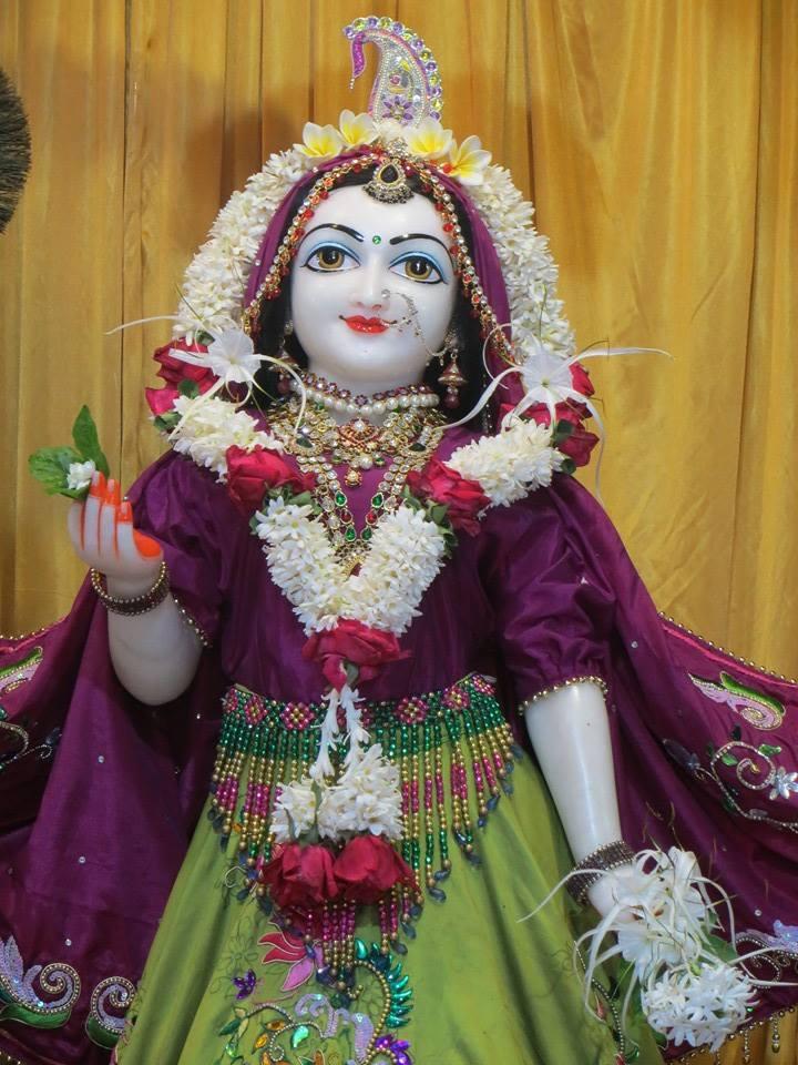 ISKCON Aravade Deity Darshan 07 Mar 2016 (3)
