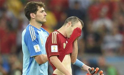 Iniesta Breaks Hearts with Barca farewell
