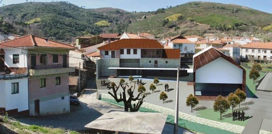 Inauguração do Centro Interpretativo da Máscara Ibérica