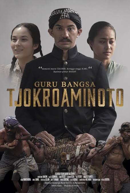 Guru Bangsa Tjokroaminoto (2015)