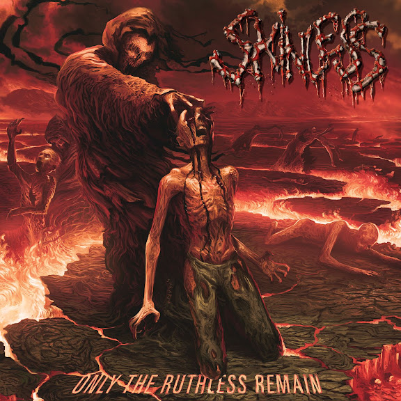 Skinless - Only the Ruthless Remain (2015)