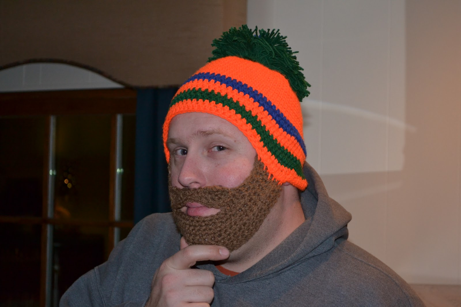 Craft Disasters and other Atrocities: Das Beardhat - Revised