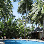 Pool at Sipadan Mabul Resort (SMART)